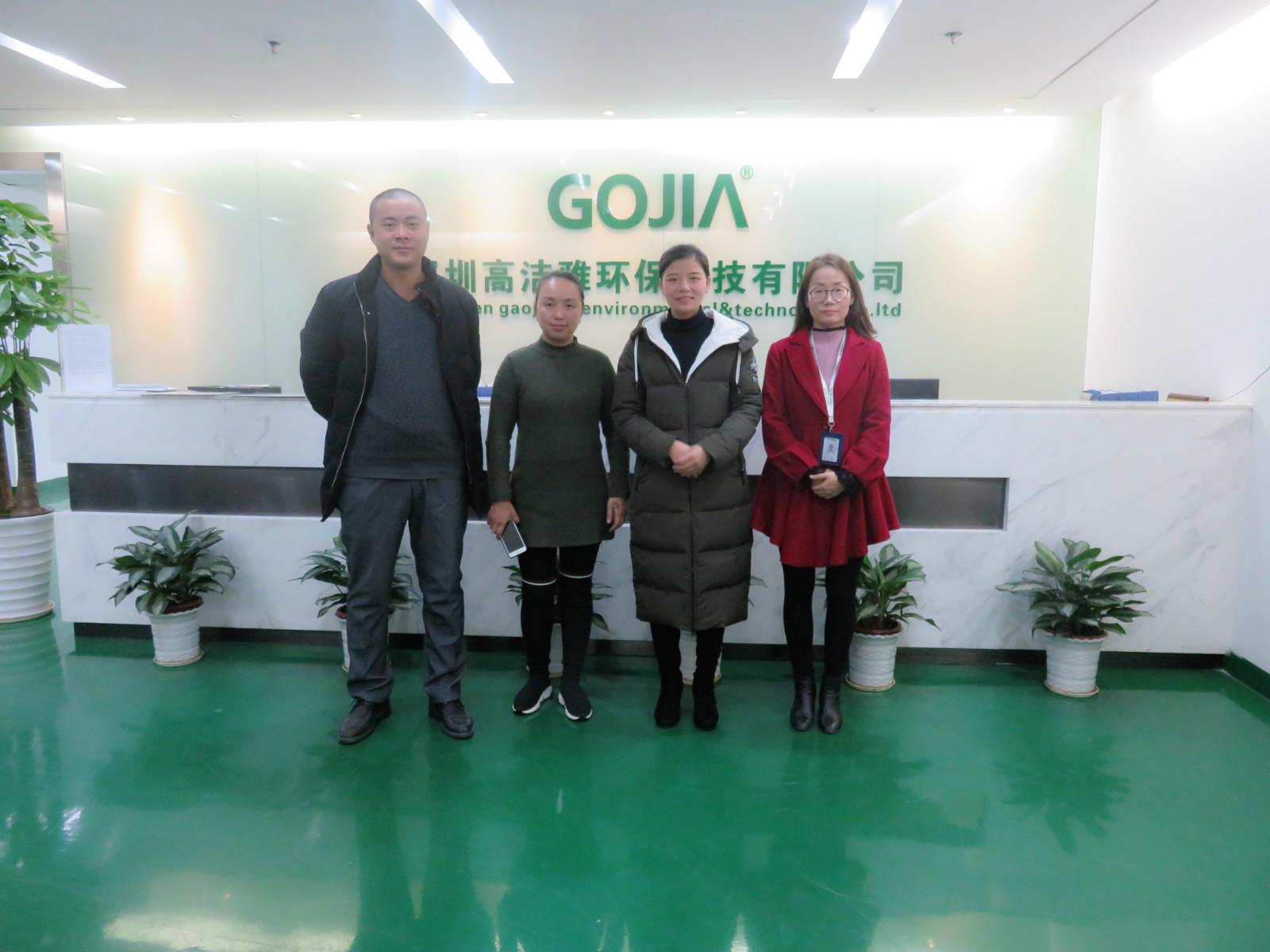 欢迎高洁雅除甲醛加盟—来自重庆的尹总